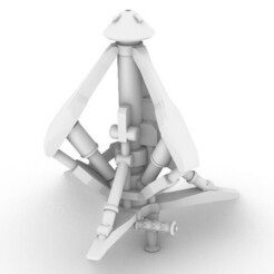 34e-Docking system.jpg Download free STL file Corrected parts for the 1-48 CSM • Template to 3D print, vincentmeens