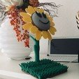 Download free 3D print files Google Home Mini Sunflower, robertocolucci