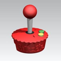 case_bottom_1.png Download free STL file RetroPie Tribute Case • Design to 3D print, elhuff