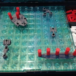 3D print files Rebel Fleet Battleship set, elhuff