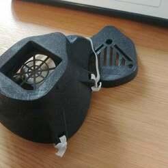 20200322_111233.jpg Download free STL file Mask against covid-19 • 3D printing design, mellocarlo