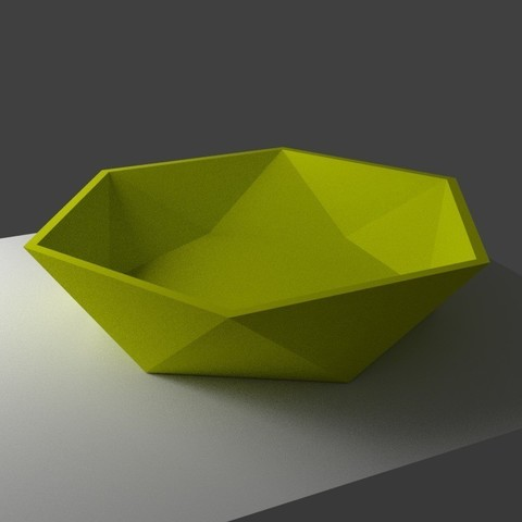 Fish Bowl: Household Props 1 - Download Free 3D model by