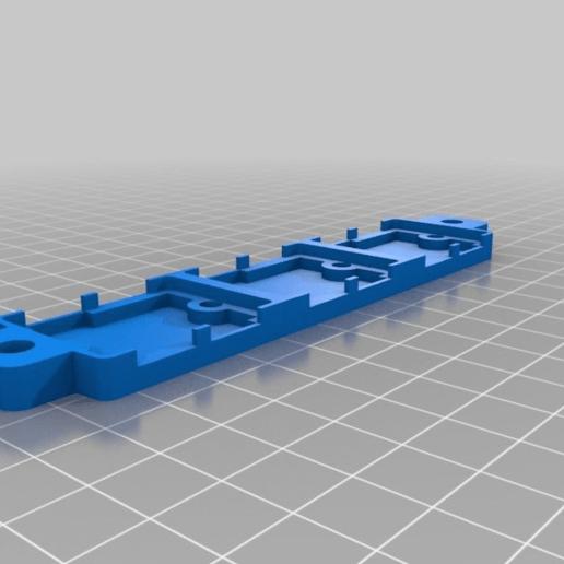 Télécharger modèle 3D gratuit IRF520 mosfet triple titulaire pour 2020, rushmere3d