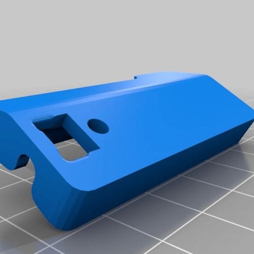 Télécharger modèle 3D gratuit Printrbot RGB LED simple montage métallique, rushmere3d