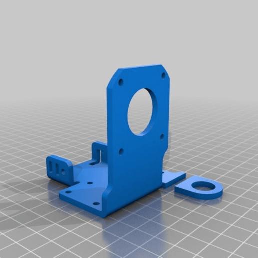 Télécharger modèle 3D gratuit Chariot Printrbot Metal Plus X Cart imprimé en 3D, rushmere3d