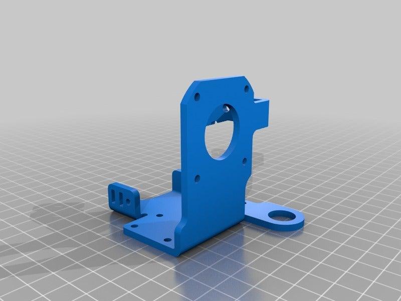 456fc1d56da7503fe3b97c31e47f0127.png Download free STL file 3D Printed Printrbot Metal Plus X Cart • 3D printing model, rushmere3d