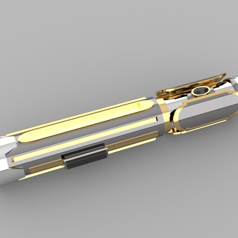 Fichier imprimante 3D gratuit Sabre laser Old Republic, alexandermackay123