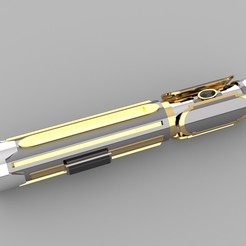 Download free 3D printing files Old Republic light saber, alexandermackay123