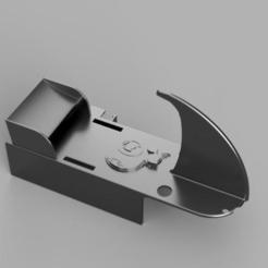 Download 3D printer files Canopy DAL DL220 shark fine, Nozlightning