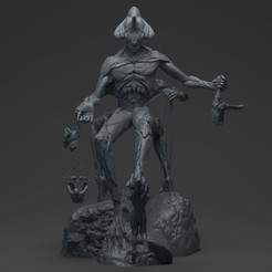 3D print files Rat-Catcher, CreatureClawMiniatures