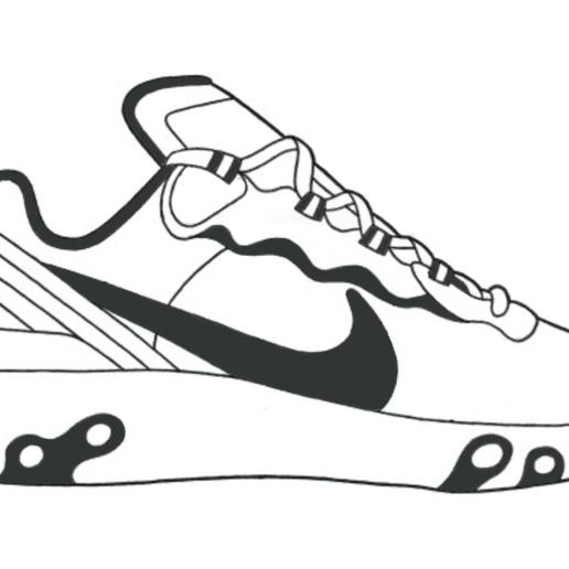 element1155.png Télécharger fichier STL Élément Nike55 • Plan pour imprimante 3D, gaspex