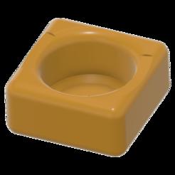 boite pour monnaie .png Download free STL file Ashtray. Box • 3D printing design, haenelmarechal