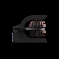 Gearx_4k_Home3.png Télécharger fichier OBJ gratuit Gearx Mk1 • Modèle pour impression 3D, Wifirex
