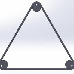 Télécharger objet 3D gratuit Entretoise µDelta / Strut µDelta, gregorycomblez