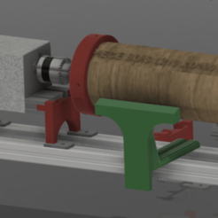 2020-01-14_1718.png Download free STL file MINI-LATHE CUSTOMIZING • Model to 3D print, EDuraton