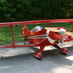Free 3D printer designs Pitts Special Airplane (Radio Controlled), mkosmider