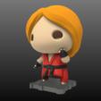 Free 3D print files Street Fighter KEN, purakito