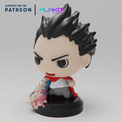 Télécharger fichier 3D gratuit TETSUO d'Akira (FREEBIE), purakito