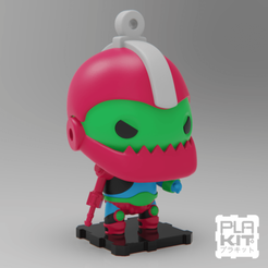 Download free 3D printer files TRAP JAW (Masters Of The Universe), purakito