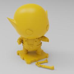 Descargar archivo 3D gratis Thundercats PANTHRO, purakito