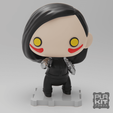 Free STL files Alita Battle Angel (Berserk body), purakito