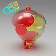 Download free 3D printing designs Iron Man (MicroPlaKit Series), purakito