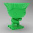 Download free 3D printer files Street Fighter GUILE, purakito