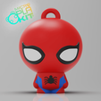 Download free 3D printer designs Spider-Man (MicroPlaKit Series), purakito