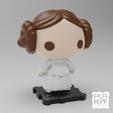 Descargar STL gratis La princesa Leia Organa de StarWars., purakito