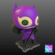 Download free STL Catwoman Classic!, purakito