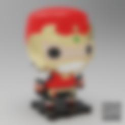 Free 3D printer files Sekai Ninja Sen JIRAIYA, purakito
