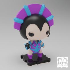 Descargar archivos 3D gratis Evil-Lyn (Maestros del Universo), purakito