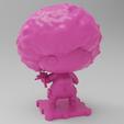 Impresiones 3D gratis DeadPool 2 DOMINO!, purakito