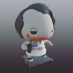Free 3d model The Dark Knight Nurse JOKER, purakito