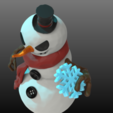 Télécharger STL gratuit Holiday Special 2 ! JACK FROST !, purakito