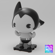 Download free 3D printer files Tetsuwan ATOM (ASTROBOY), purakito