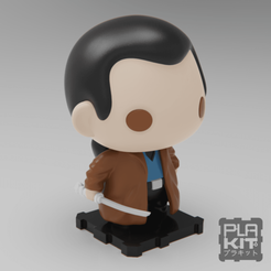 Download free 3D printer designs HIGHLANDER - DUNCAN MACLEOD (TV SERIES), purakito