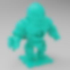 Descargar modelos 3D gratis Iron Man MARK I, purakito