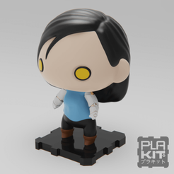 Download free 3D printing files Alita Battle Angel (Doll body), purakito