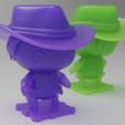 Descargar Modelos 3D para imprimir gratis Red Dead Redemption 2: Arthur Morgan, purakito