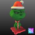 Free STL Holiday Special! THE GRINCH!, purakito