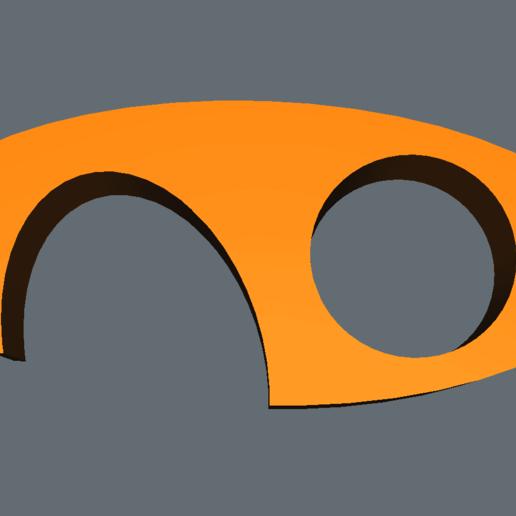 Descargar Modelos 3D para imprimir gratis Una simple pero elegante herramienta sin contacto, jonbourg