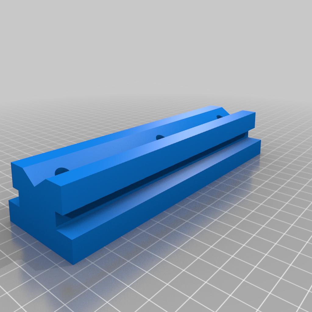 Base_Top_Mount_v4.png Télécharger fichier STL gratuit Porte-bobine à centre ajustable • Design pour imprimante 3D, jonbourg