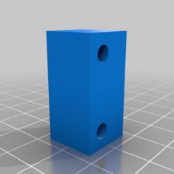 Télécharger fichier STL gratuit Adimlab Gantry-S - Entretoise de détection de filament pour l'extrudeuse à double engrenage Winsinn • Objet pour imprimante 3D, jonbourg