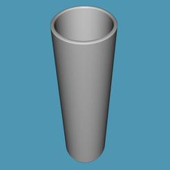 Download free 3D printer files 16 oz Beer Glass, jonbourg