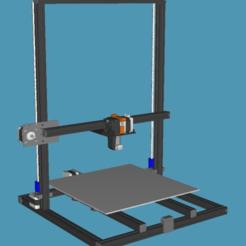 Télécharger STL gratuit Modèle de prototypage de l'imprimante 3D Adimlab, jonbourg