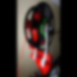 Base_v0.stl Télécharger fichier STL gratuit Porte-bobine à centre ajustable • Design pour imprimante 3D, jonbourg