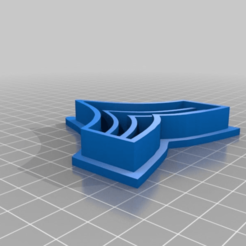 Download free 3D print files Military Rank Cookie Cutter, jonbourg