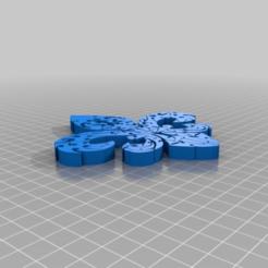 Télécharger fichier STL gratuit Fleur De Lis • Objet à imprimer en 3D, jonbourg