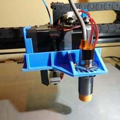 Télécharger fichier impression 3D gratuit Support de capteur de nivellement automatique Adimlab, jonbourg